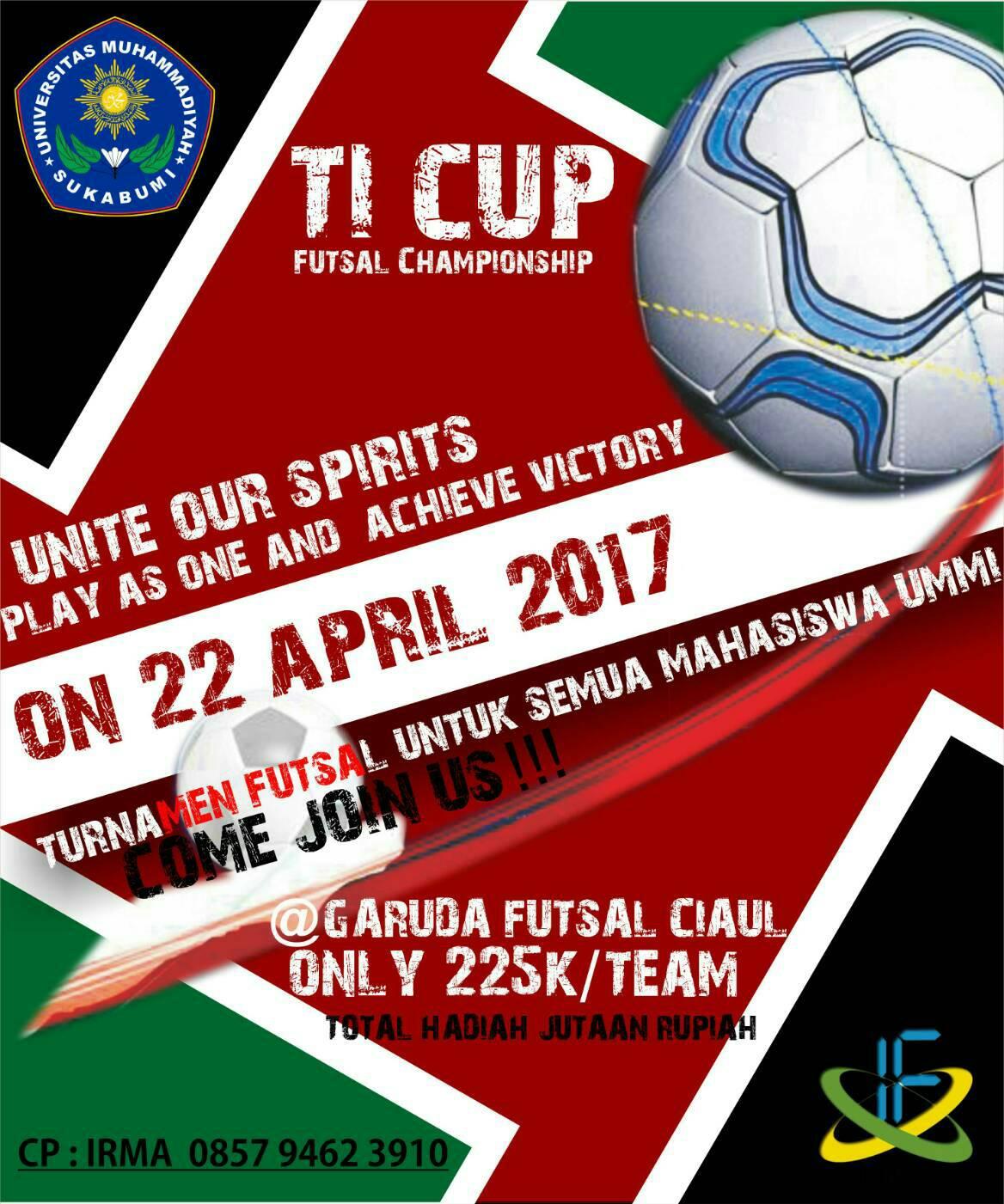 TI CUP Futsal Championship