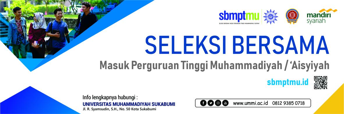Pendaftaran Seleksi Bersama Masuk Perguruan Tinggi Muhammadiyah dan Aisyiyah (PTMA)