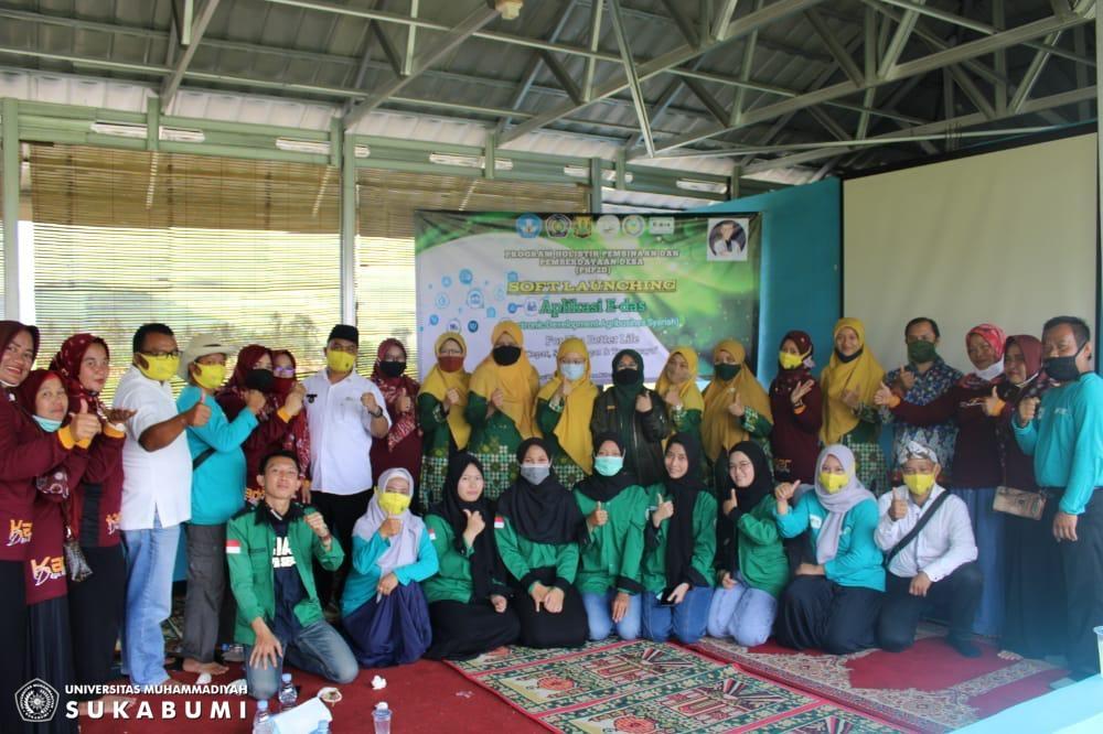Startup  'EDAS'  Karya Inovasi  HIMAGRI  FAPERTA UMMI ,  Bantu Ekonomi Petani Organik