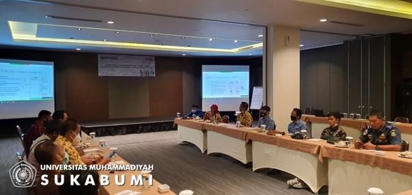 Prodi Teknik Sipil UMMI Gelar Lokakarya Kurikulum Merdeka Belajar-Kampus Merdeka