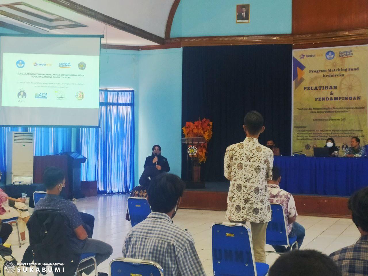 StartUp EDAS : Inovasi Agribisnis UMMI, Jawab Masalah  Kebutuhan Pertanian Organik