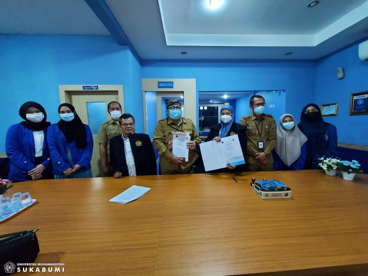 Kerja Sama UMMI dengan Diskominfo Kota Sukabumi melalui Program MBKM