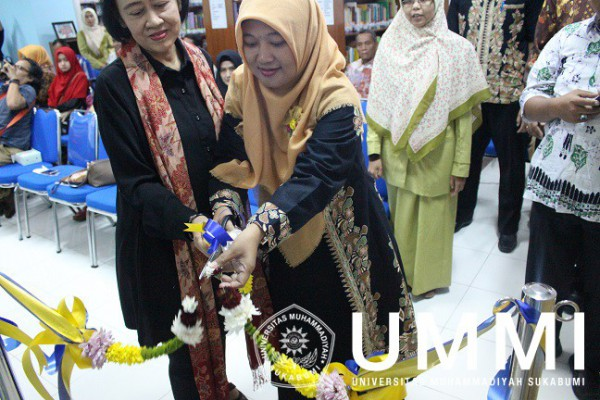 Amongst All Colleges in Indonesia, Only 19 That Have SNI Corner, UMMI Is One Of Them