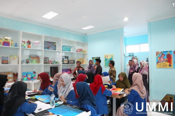 Elementary School Teacher Education Department Has Been Assessed by BAN-PT