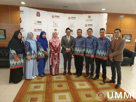 Faculty of Helath Broaden Its Cooperation in International Level
