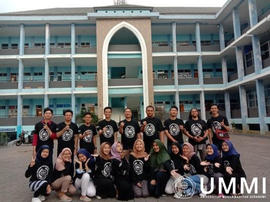 Wakil Rektor III Lepas Kontingen UMMI : Ikuti Lomba Pekan Seni Mahasiswa Nasional PTMA