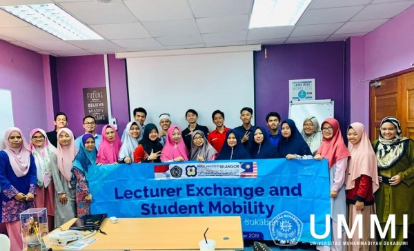 Program Internasional, FIAH UMMI Kembali  gelar Program Lecturer Exchange  dan Student Mobility