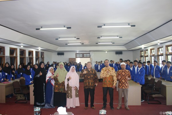 157 Calon Wisudawan UMMI Tahun Akademik 2019/2020 Gelombang II Ikuti Baitul Arqam